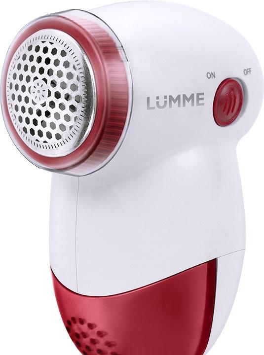 Машинка для удаления катышков Lumme LU-3502 (красный гранат)