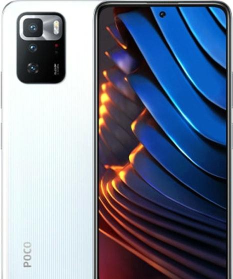 Смартфон POCO X3 GT 8GB/128GB международная версия (белый)