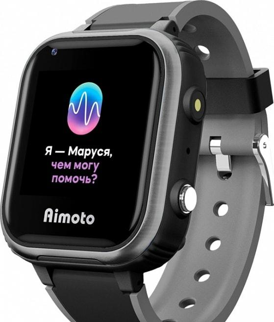 Умные часы Aimoto IQ 4G (черный)