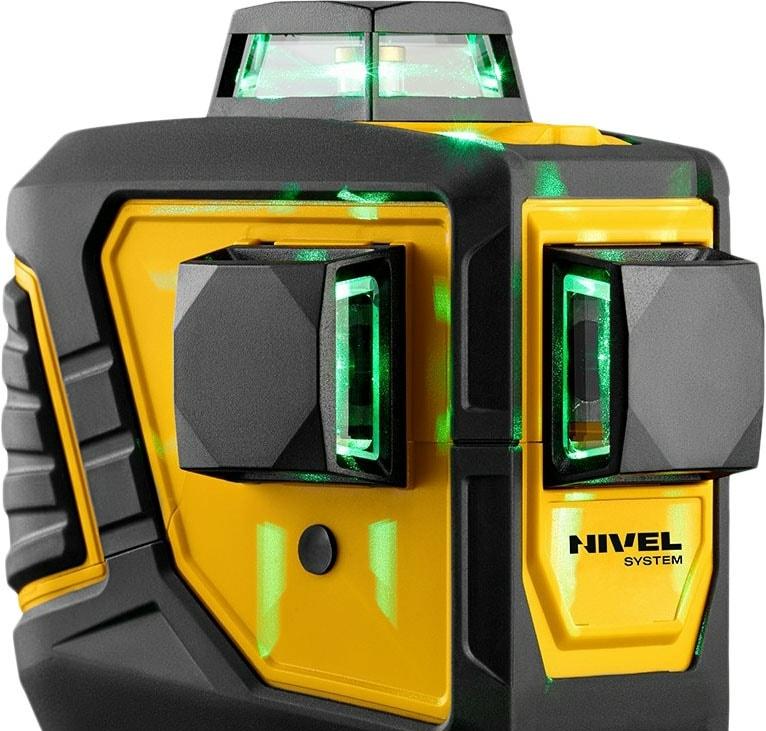 Лазерный нивелир Nivel System CL3D-G