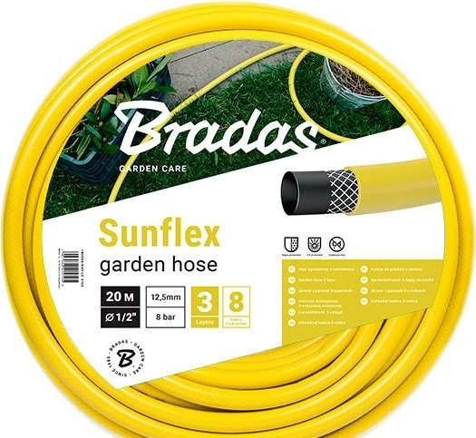 Шланг Bradas Sunflex 15 мм (5/8