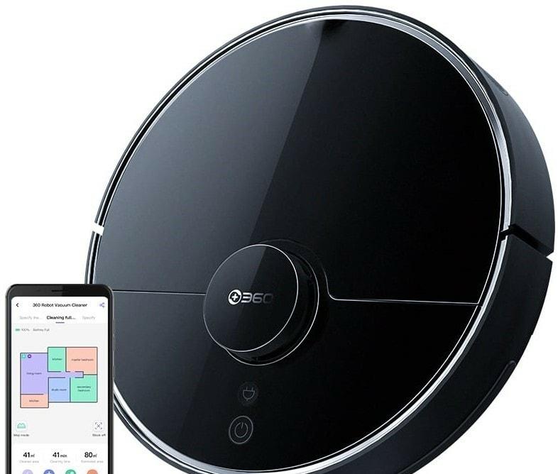 Робот-пылесос 360 S7 Pro