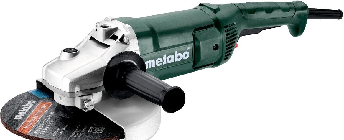 Угловая шлифмашина Metabo W 2200-230 606435010