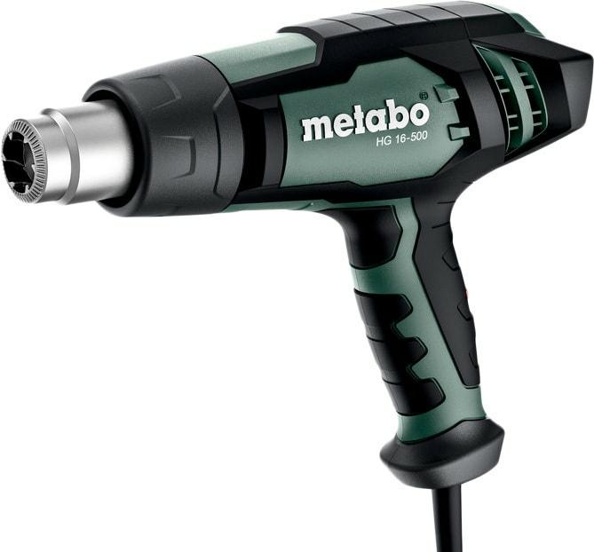 Промышленный фен Metabo HG 16-500 601067000 (без кейса)