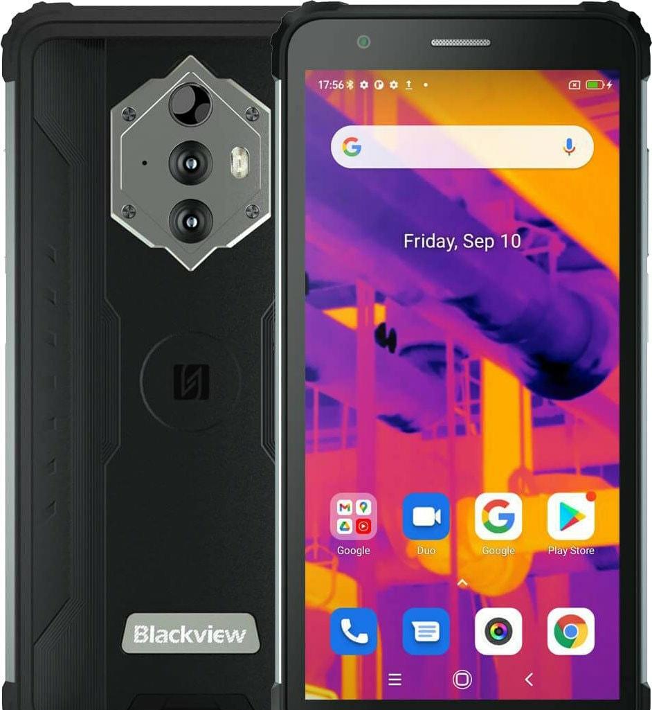 Смартфон Blackview BV6600 Pro (черный)