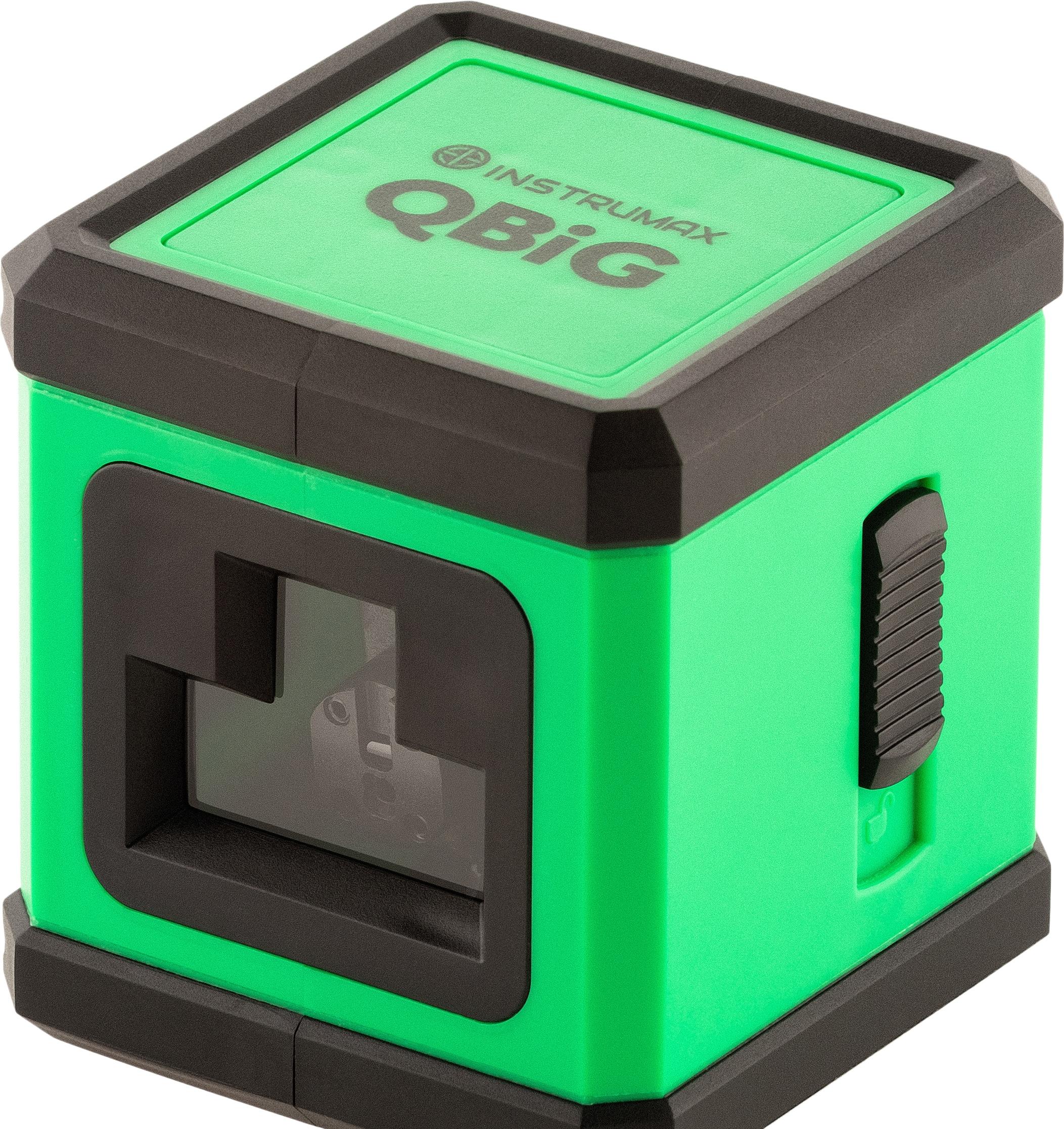 Лазерный нивелир Instrumax QBiG