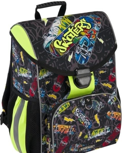 Рюкзак Erich Krause ErgoLine 15L Neon Skate 48339