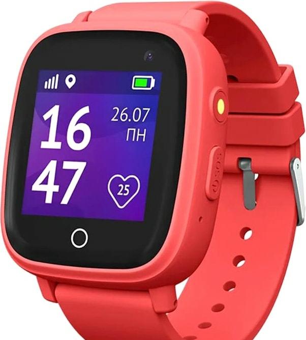 Умные часы Aimoto Vita (красный)