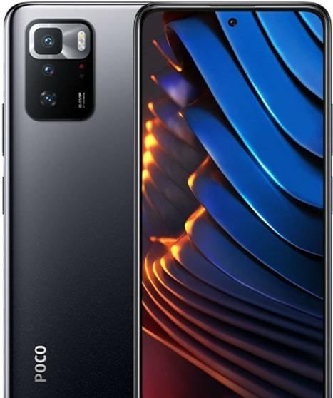 Смартфон POCO X3 GT 8GB/128GB международная версия (черный)