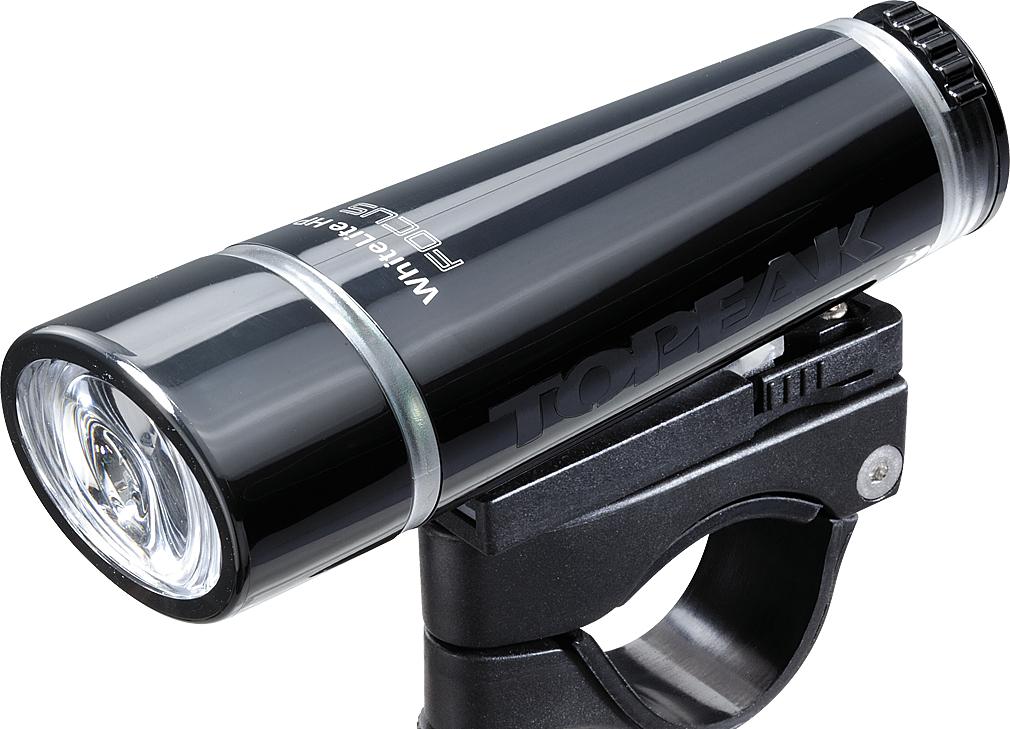 Велосипедный фонарь Topeak WhiteLite HP Focus (черный)