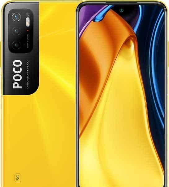 Смартфон POCO M3 Pro 6GB/128GB международная версия (желтый)