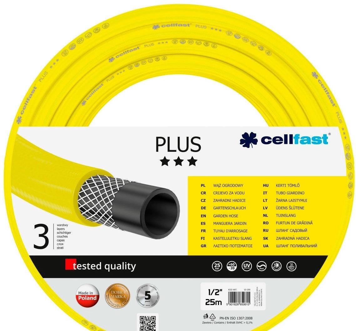 Шланг Cellfast Plus (5/8″, 50 м) 10-211