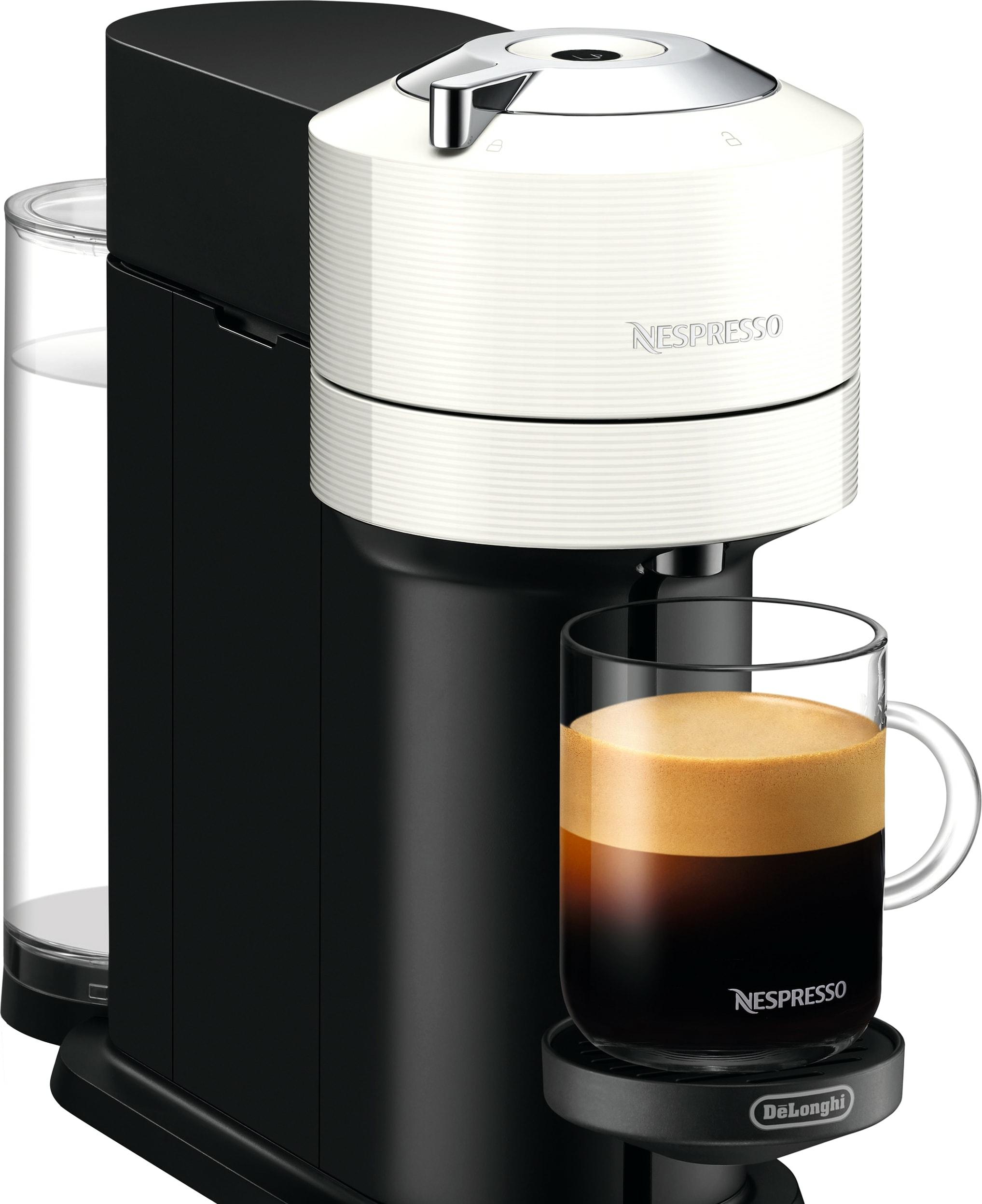 Капсульная кофеварка DeLonghi Nespresso Vertuo Next ENV 120.W