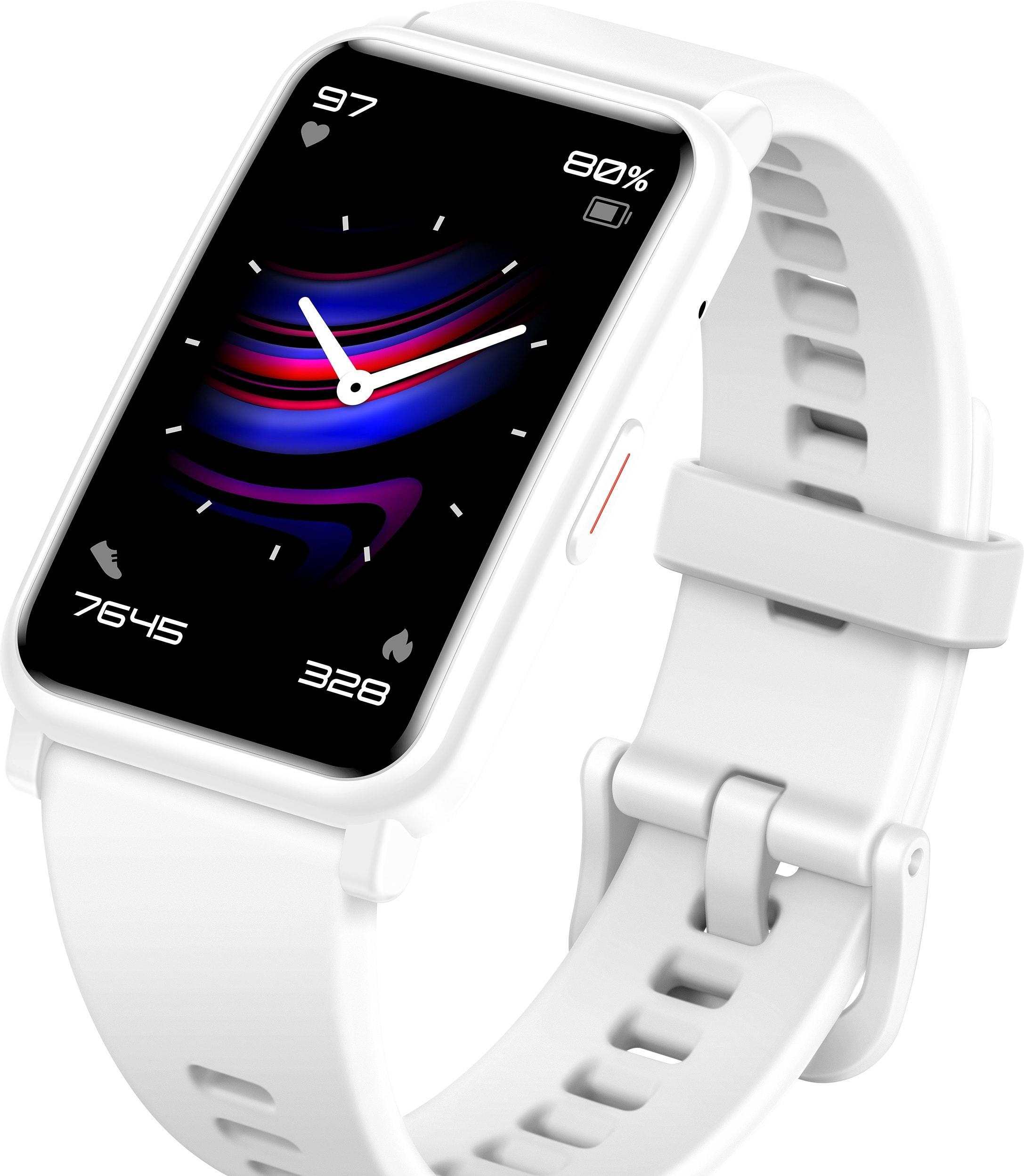 Умные часы HONOR Watch ES (дымчатый серый)