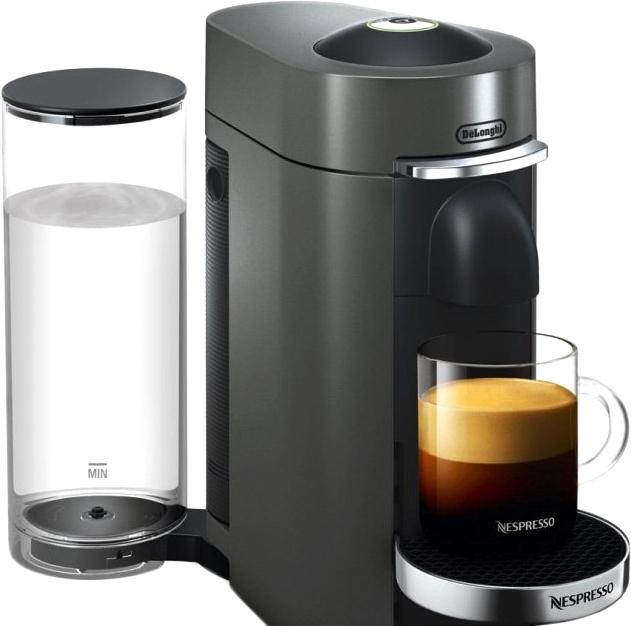 Капсульная кофеварка DeLonghi Nespresso ENV 155 S