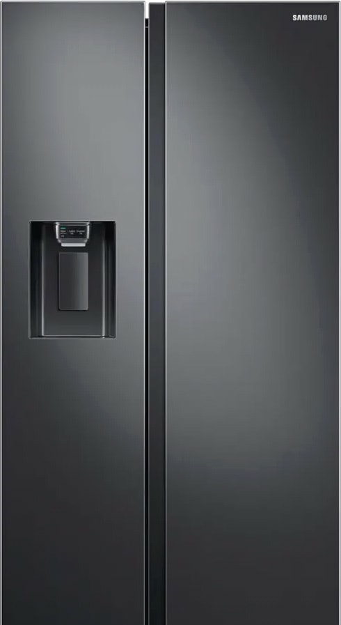 Холодильник side by side Samsung RS64R5331B4/WT