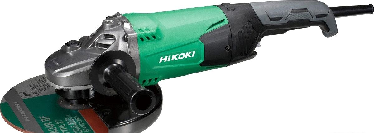 Угловая шлифмашина Hikoki (Hitachi) G23SW2NSZ