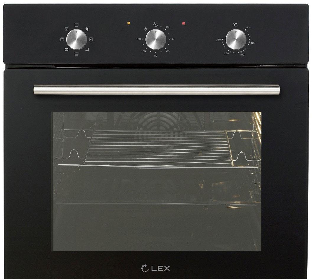 Электрический духовой шкаф LEX EDM 070 BL [CHAO000191]