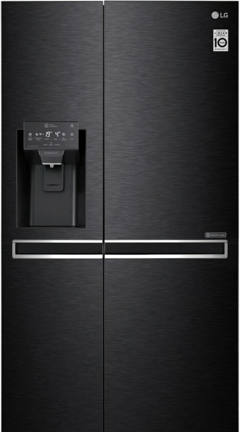 Холодильник side by side LG DoorCooling+ GC-L247CBDC