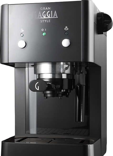 Рожковая помповая кофеварка Gaggia Gran Style [RI8423/11]