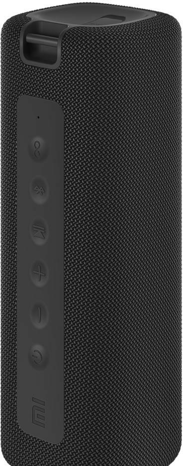 Беспроводная колонка Xiaomi Mi Portable 16W (черный)