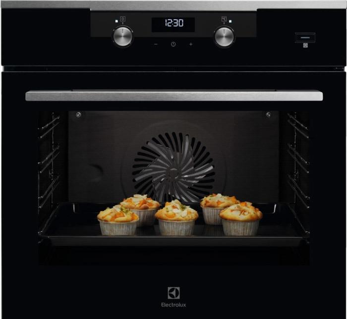 Электрический духовой шкаф Electrolux OKD5C70X