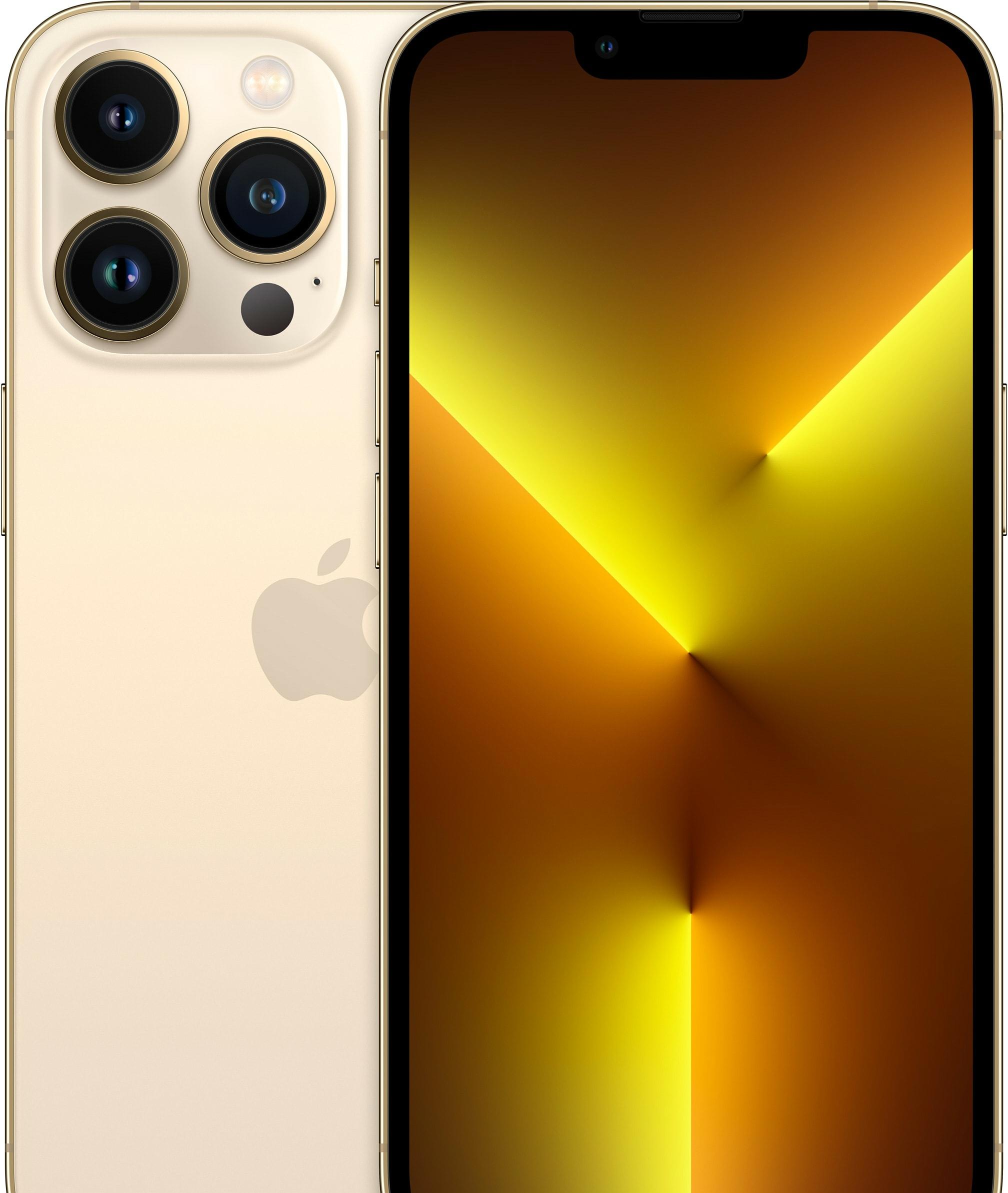 Смартфон Apple iPhone 13 Pro 1TB (золотой)