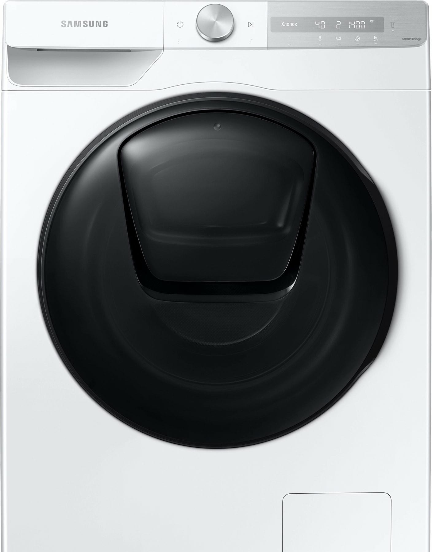 Стиральная машина Samsung WW10T754CBH/LP
