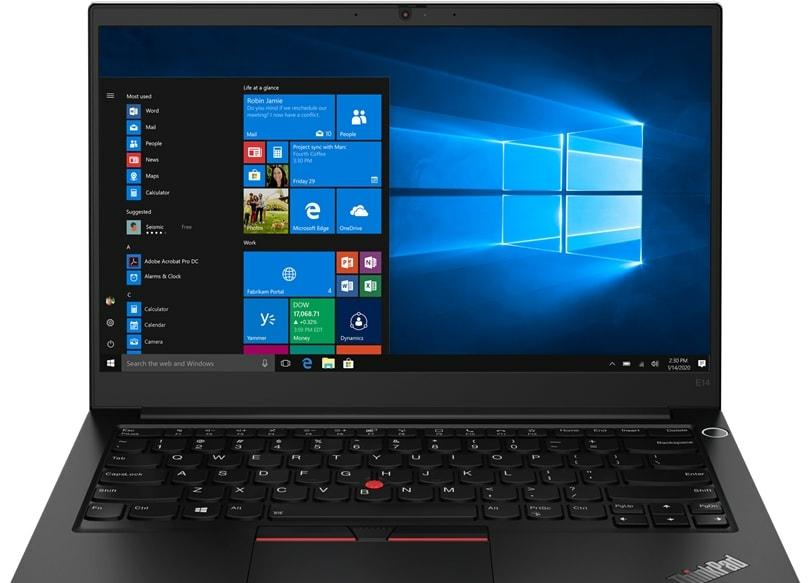 Ноутбук Lenovo ThinkPad E14 Gen 2 Intel 20TA0056RT