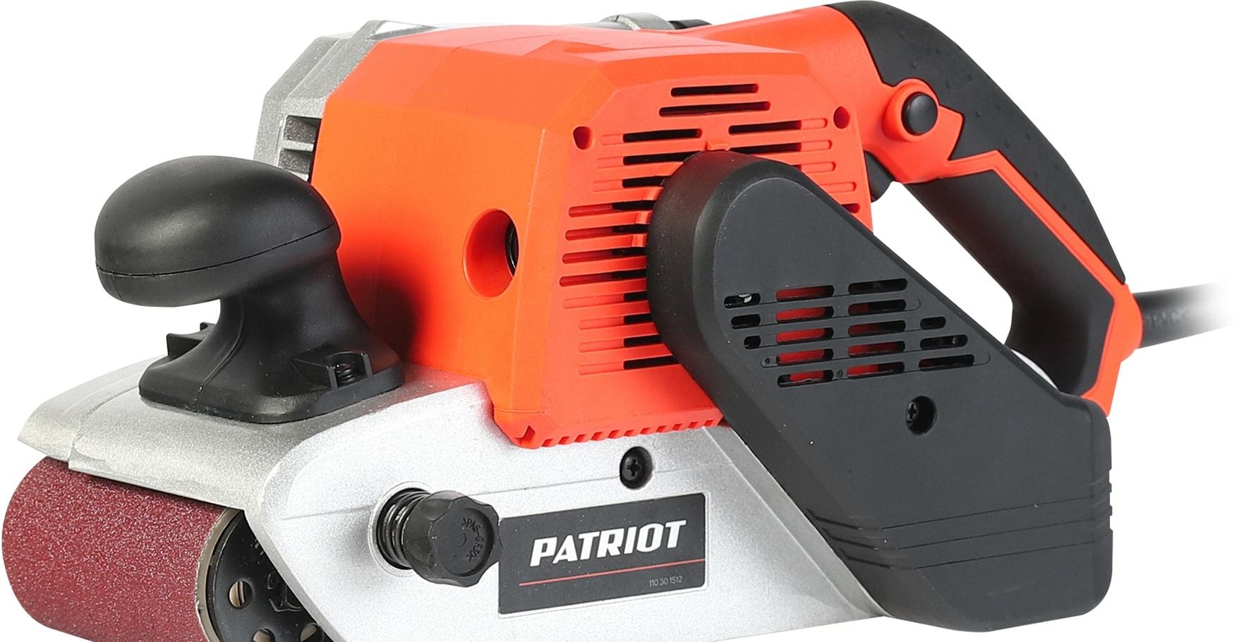 Ленточная шлифмашина Patriot BS 120