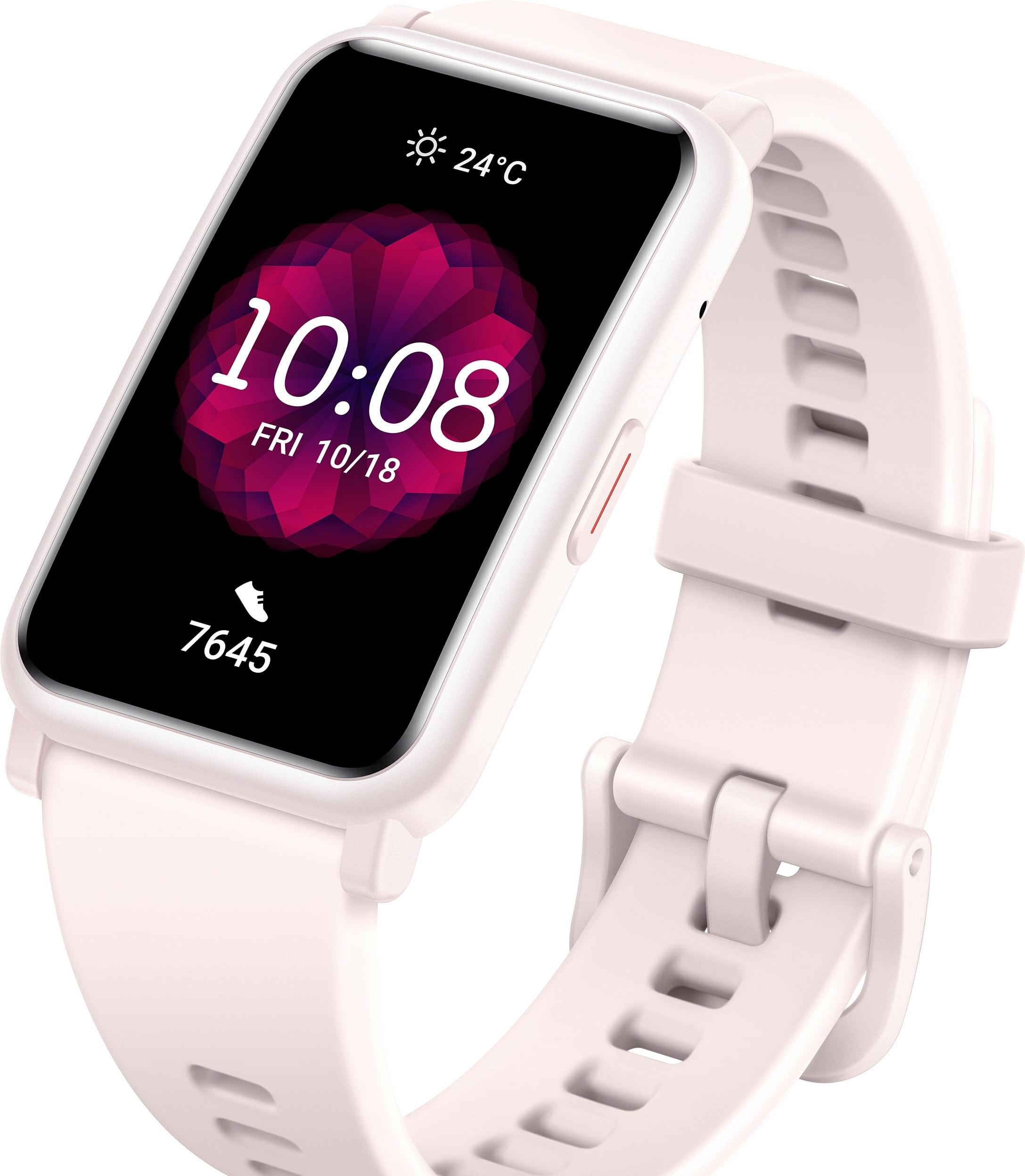 Умные часы HONOR Watch ES (коралловый розовый)